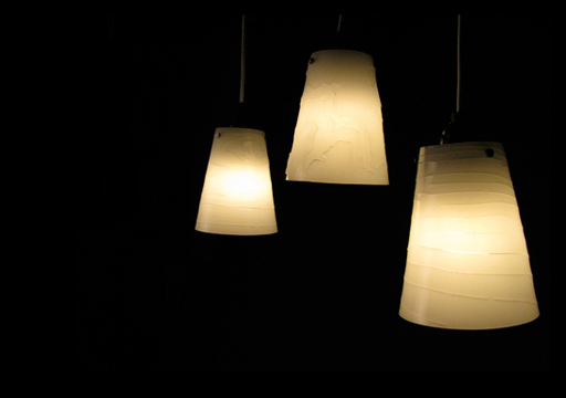 Pattern Play Lamps