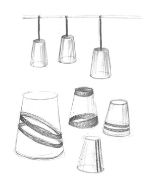 Lampshade Sketches