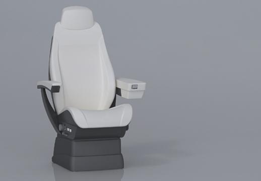 MC-21 Pilot Seat